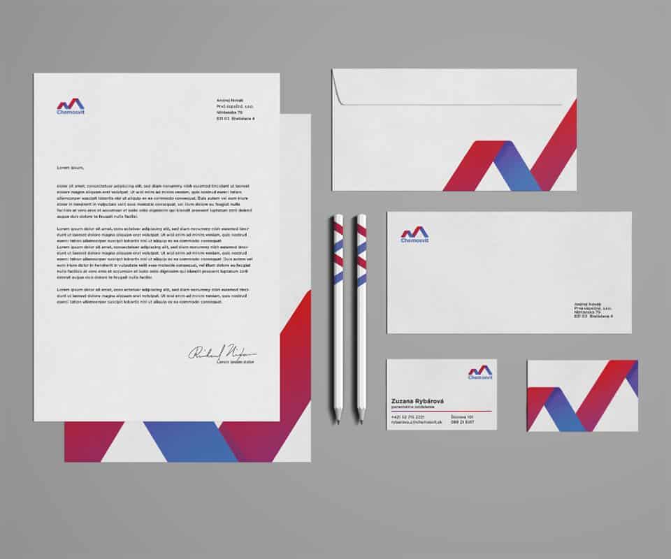 YNK media - Prípadové štúdie - Chemosvit - Branding