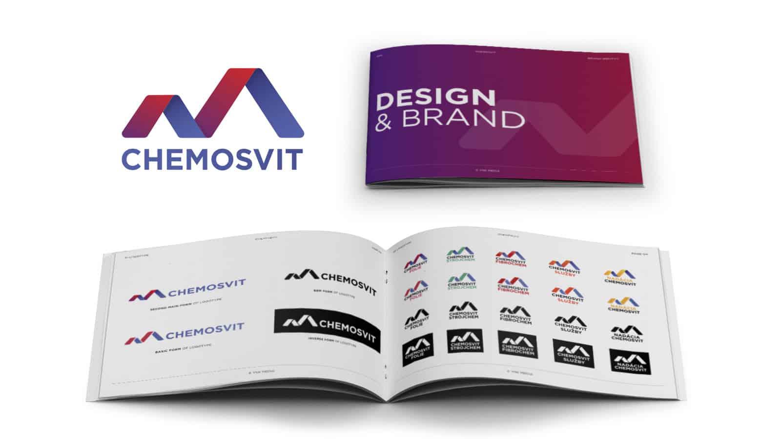 YNK media - Branding - Chemosvit