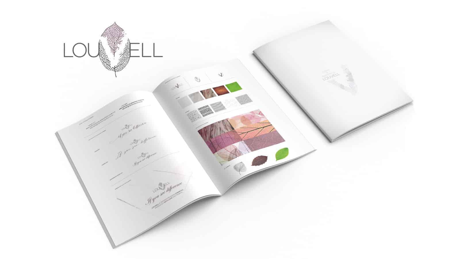 YNK media - Branding - Louvell